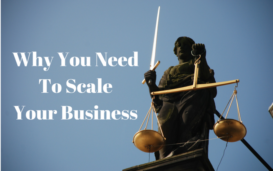 Scaling Your Investing Business