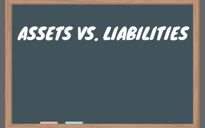 Buy Assets to Pay For Liabilities