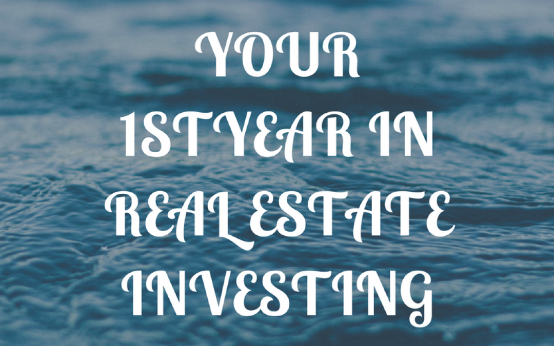 Your First Year In Investing