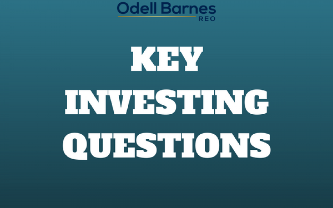 Key Investing Questions