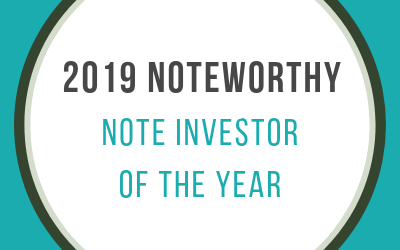 Note Investor Of The Year