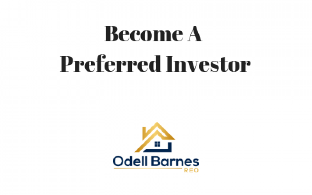 Become A Preferred Investor