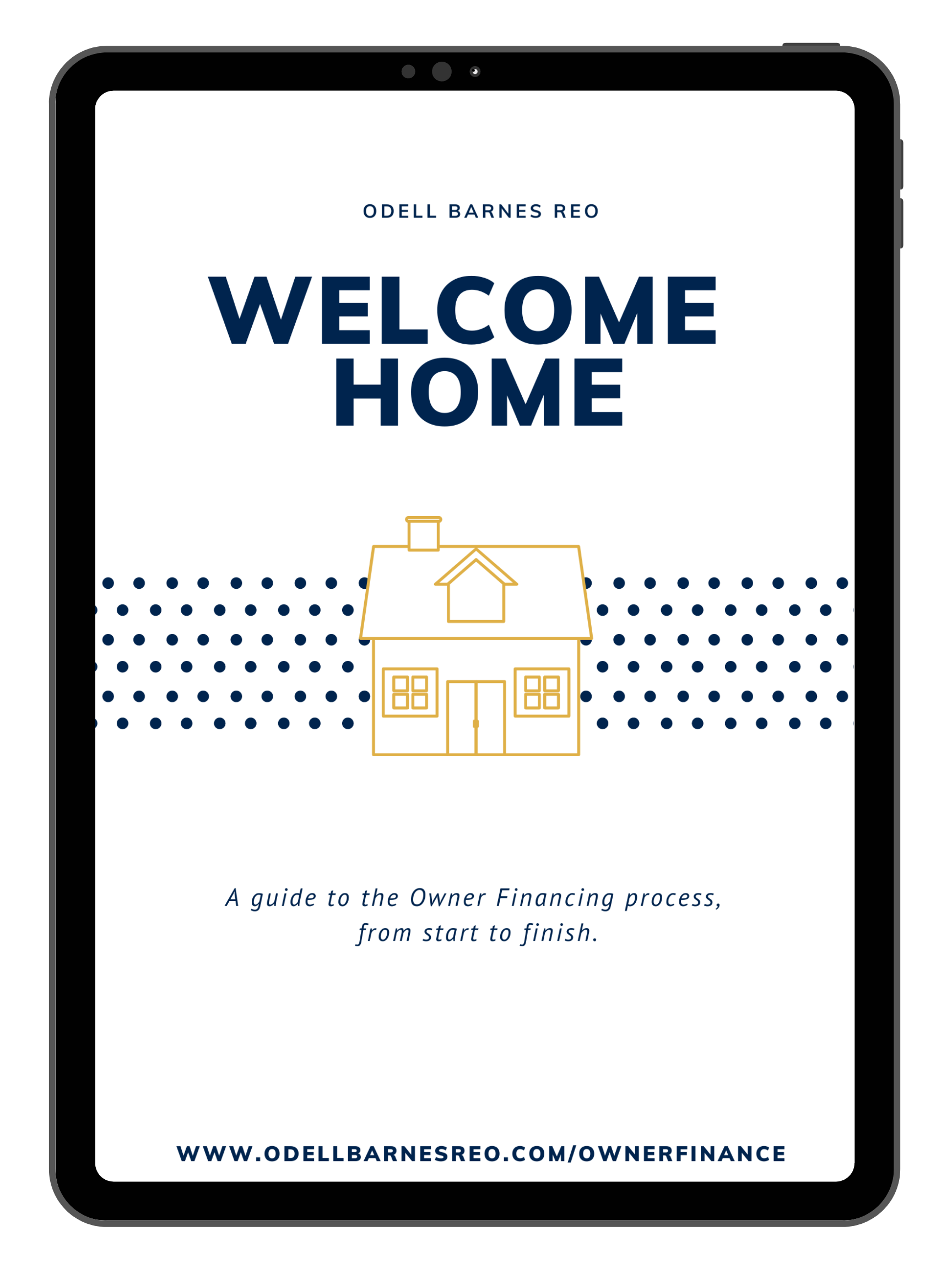 Odell Barnes Welcome Home Owner Finance